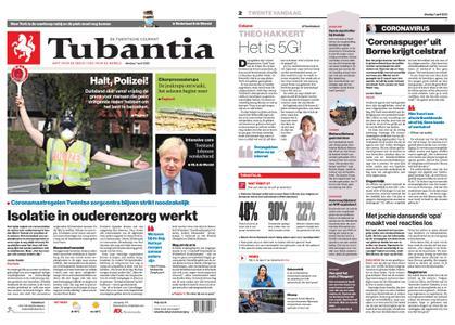 Tubantia - Enschede – 07 april 2020