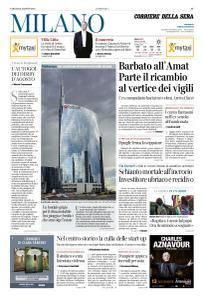 Corriere della Sera Edizioni Locali - 12 Agosto 2017