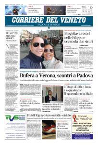 Corriere del Veneto Padova e Rovigo - 30 Marzo 2019