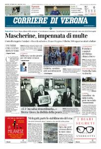 Corriere di Verona – 13 ottobre 2020