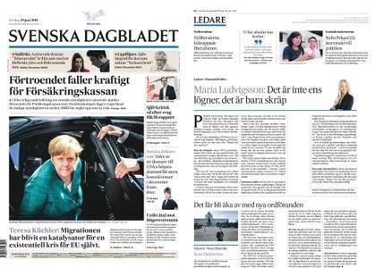 Svenska Dagbladet – 29 juni 2018