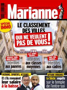 Marianne - 22 Janvier 2021