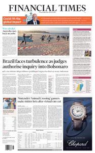 Financial Times Asia - April 29, 2020