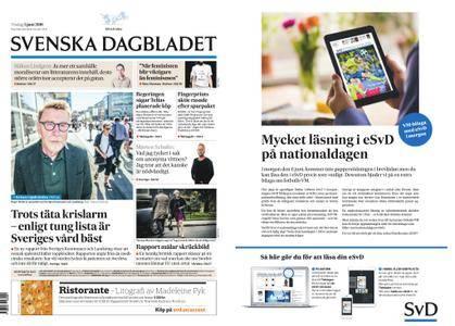 Svenska Dagbladet – 05 juni 2018