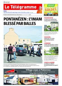 Le Télégramme Brest – 28 juin 2019
