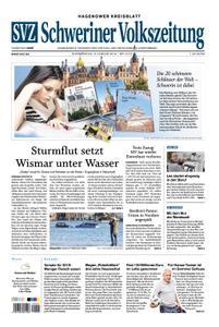 Schweriner Volkszeitung Hagenower Kreisblatt - 03. Januar 2019