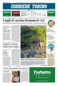 Corriere Torino – 22 gennaio 2021