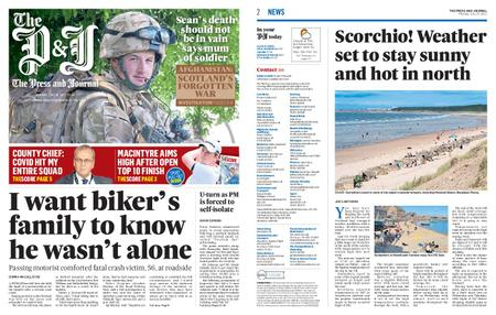 The Press and Journal Moray – July 19, 2021