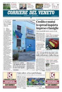 Corriere del Veneto Padova e Rovigo – 18 novembre 2018