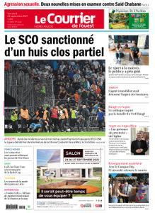 Le Courrier de l'Ouest Nord Anjou – 24 septembre 2021