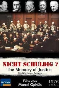 The Memory of Justice (1976)