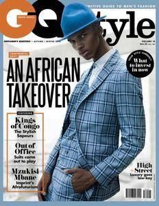 GQ Style South Africa - May 2018