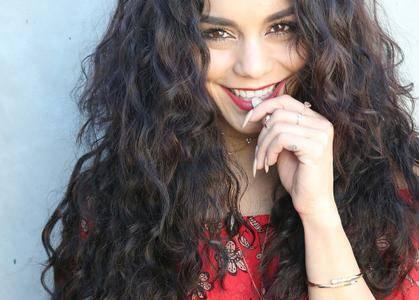 Vanessa Hudgens by Riawna Capri for Beauty Coach