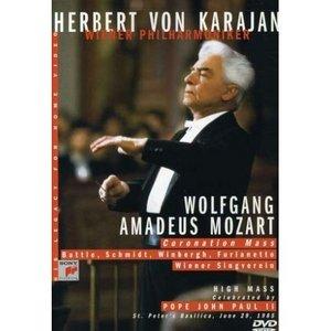 Herbert von Karajan, Wiener Philharmoniker, Wiener Singverein - Mozart: Coronation Mass (2001)
