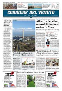 Corriere del Veneto Padova e Rovigo – 29 giugno 2019