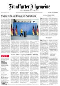 Frankfurter Allgemeine Zeitung - 25 März 2021