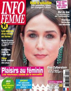 Info Femme - Août-Octobre 2020