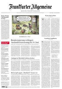 Frankfurter Allgemeine Zeitung - 30 April 2020