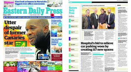 Eastern Daily Press – November 10, 2017