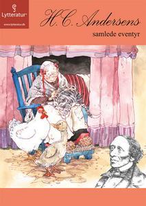 «H.C. Andersens samlede eventyr bind 3» by H.C. Andersen