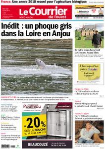 Le Courrier de l'Ouest Nord Anjou – 05 juin 2019