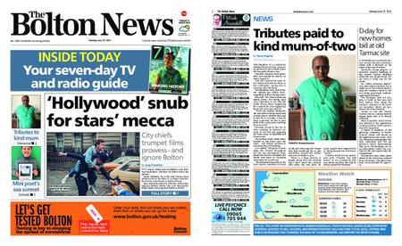 The Bolton News – June 19, 2021