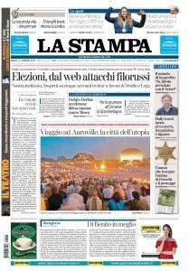 La Stampa Torino Provincia e Canavese - 17 Febbraio 2018