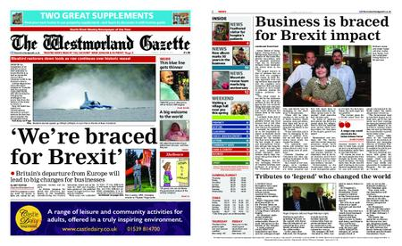 The Westmorland Gazette – January 30, 2020