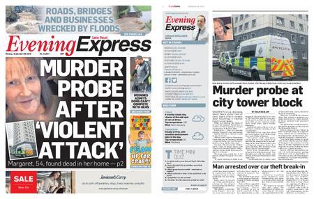 Evening Express – September 30, 2019