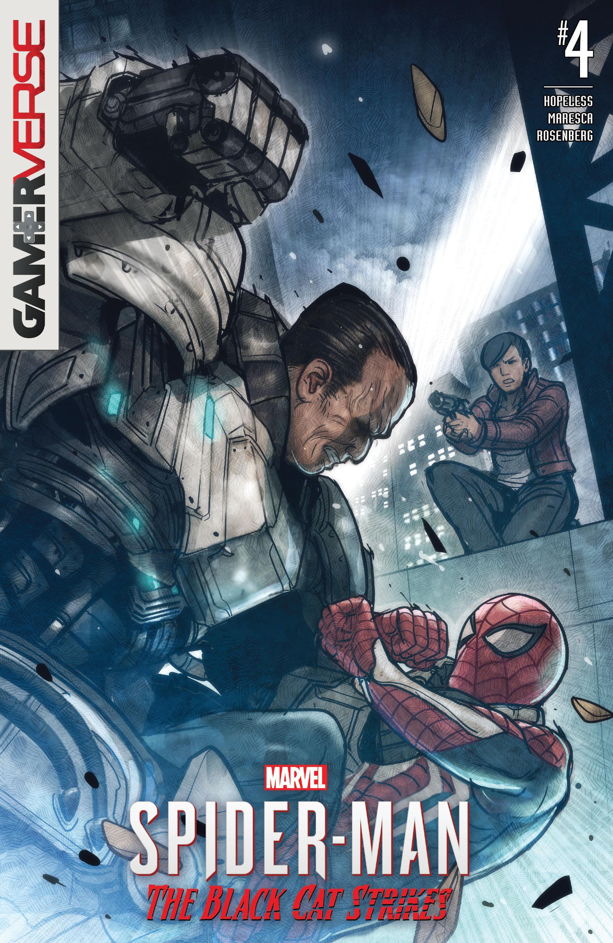 Marvels Spider-Man-The Black Cat Strikes 004 2020 Digital Zone