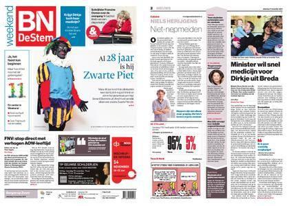 BN DeStem - Bergen op Zoom – 11 november 2017