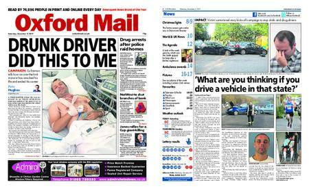 Oxford Mail – December 02, 2017