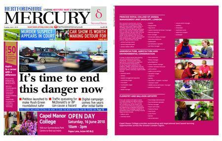Hertfordshire Mercury – June 07, 2018