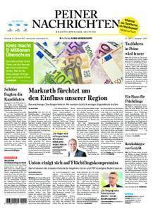 Peiner Nachrichten - 10. Oktober 2017