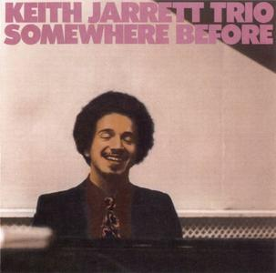 Keith Jarrett - Somewhere Before (1968) {Atlantic}
