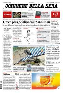 Corriere della Sera - 23 Luglio 2021