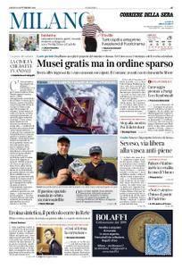 Corriere della Sera Milano – 15 settembre 2018