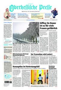 Oberhessische Presse Hinterland - 21. November 2018