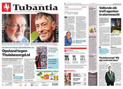 Tubantia - Enschede – 30 oktober 2017