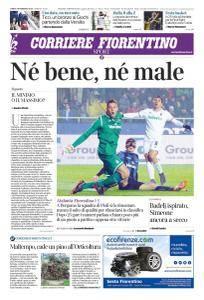 Corriere Fiorentino La Toscana - 19 Febbraio 2018