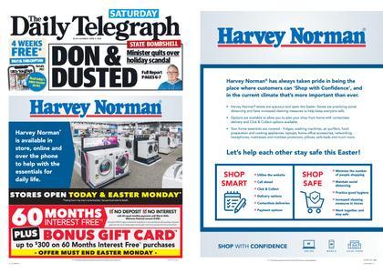 The Daily Telegraph (Sydney) – April 11, 2020