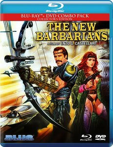 The New Barbarians (1983) Warriors of the Wasteland