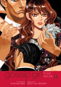Yen Press-Gossip Girl The Manga For Your Eyes Only Vol 03 2021 Hybrid Comic eBook