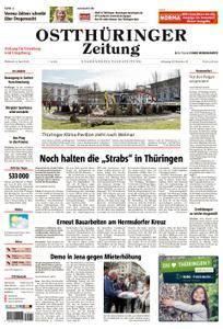 Ostthüringer Zeitung Eisenberg - 04. April 2018
