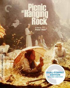 Picnic at Hanging Rock (1975) + Extras [The Criterion Collection]
