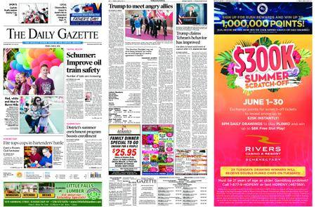 The Daily Gazette – June 08, 2018