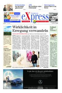 Güstrow Express - 17. Juni 2020