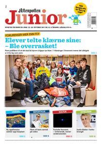 Aftenposten Junior – 22. oktober 2019