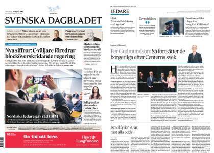Svenska Dagbladet – 26 april 2018