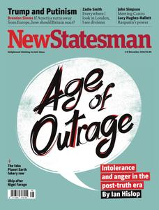 New Statesman - 2 - 8 December 2016